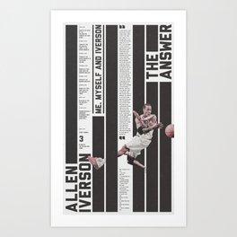 Iverson Art Print
