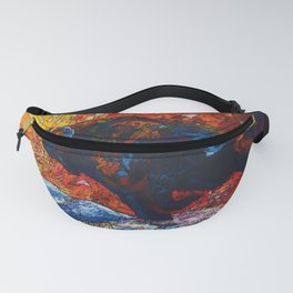 Wild the Storm Fanny Pack