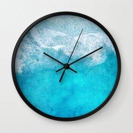 Ocean VII Wall Clock
