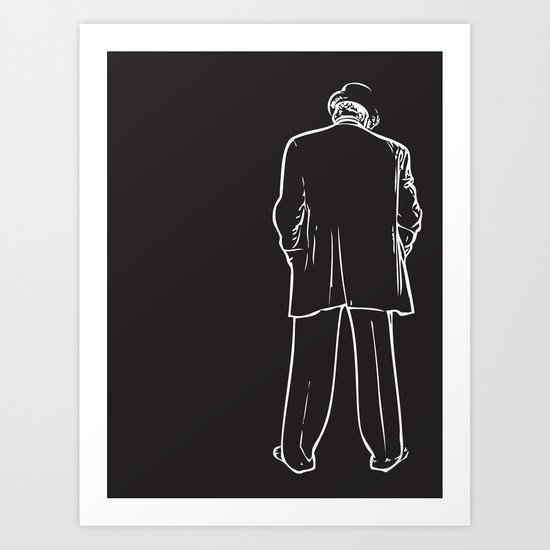 I Got Your Back Art Print