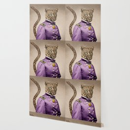Grand Viceroy Leopold Leopard Wallpaper