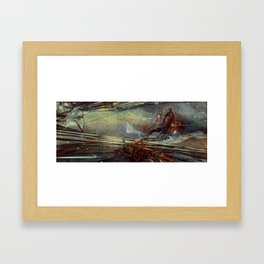 Search for Amy Framed Art Print