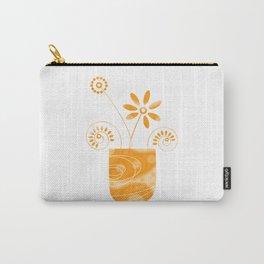 Little Herb Garden Carry-All Pouch