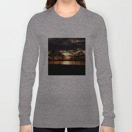 Westward the Mississippi Long Sleeve T-shirt