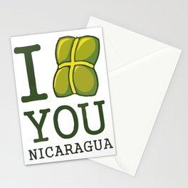 I nacatamal You Nicaragua Stationery Cards
