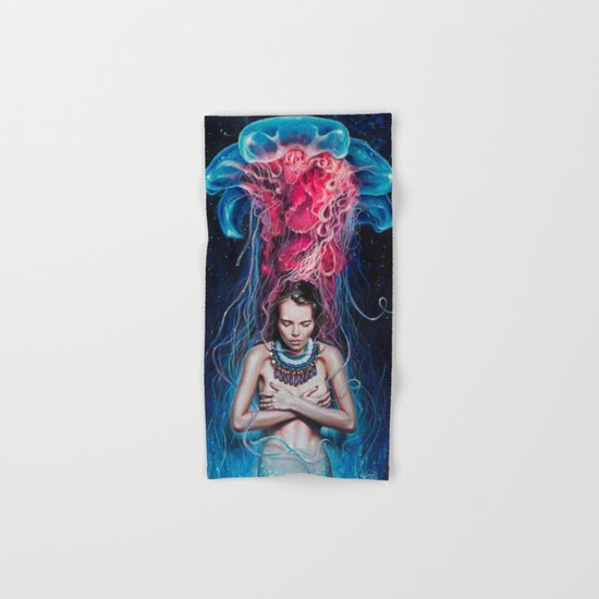 Metamorphosis Hand & Bath Towel