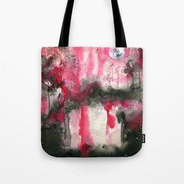 Upside Down - coracrow Tote Bag