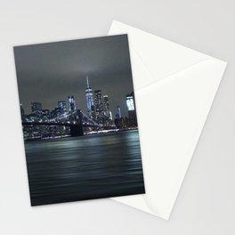 New York City #society6 #decor #buyart Stationery Cards