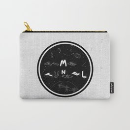 TIME TUNNEL Carry-All Pouch
