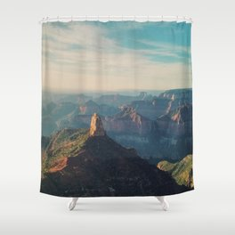 Point Imperial Shower Curtain
