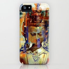 Dakini Wisdom Goddess #5 iPhone Case