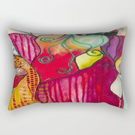 GARDEN TALES Rectangular Pillow