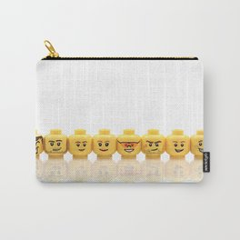 LEGO Yellow Heads Carry-All Pouch