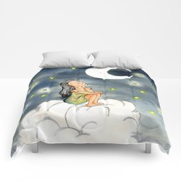 Moon Dreams Comforters