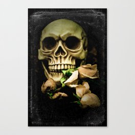 R.I.P. Henry (1) Canvas Print