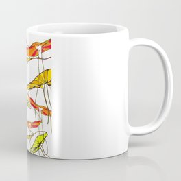 forest of the magic mushrooms Coffee Mug