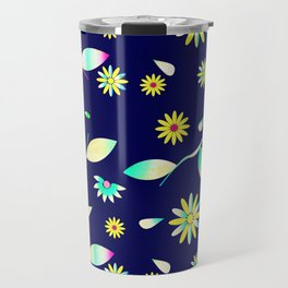 Traditional Inspiration Pattern II Travel Mug