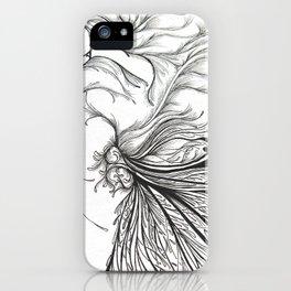 Black Swan (Dancer) iPhone Case