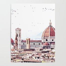 Brunelleschi's masterpiece Poster