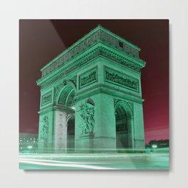 Arc_de_Triomphe_2015_0405 Metal Print