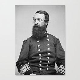 Admiral David Dixon Porter - Civil War Canvas Print
