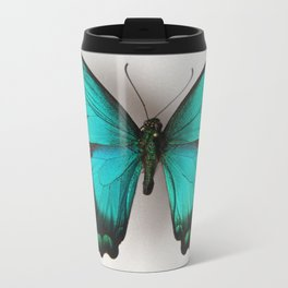 Papilio L  Metal Travel Mug