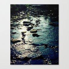 Ithaca Creek Canvas Print