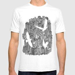 Ecotone (black & white) T-shirt