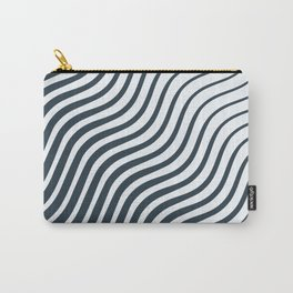 Waves - Lines Carry-All Pouch