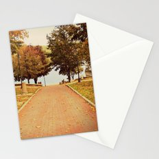 Path to Lake George Stationery Cards