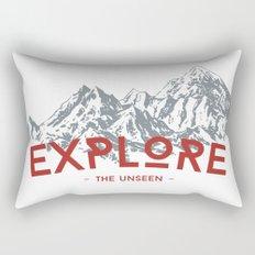 EXPLORE THE UNSEEN Rectangular Pillow