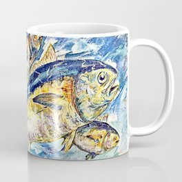 Golden Tuna Coffee Mug