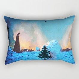 Despair Rectangular Pillow