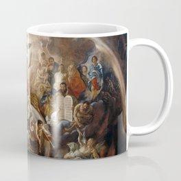 Last Judgment - Jacob Jordaens the Elder - Part 1 Louvre Coffee Mug