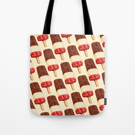 Ice Lolly Pattern - Fab Tote Bag