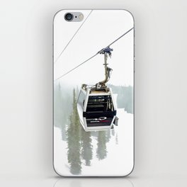 Whistler Blackcomb iPhone Skin