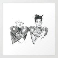 The Warquiats Art Print