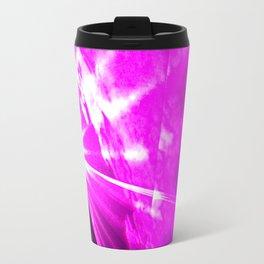 Pink laser Travel Mug