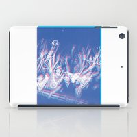 concert iPad Cases featuring CONCERT by TOO MANY GRAPHIX