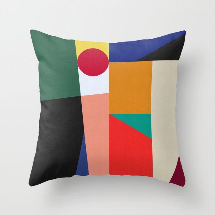 Geometric Art X Deko-Kissen