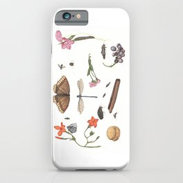 Common place miracles -Natural History Part V iPhone Case