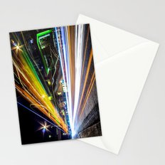 Light Trails 1 Stationery Cards