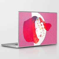 cupcake Laptop & iPad Skins featuring Cupcake by Mr and Mrs Quirynen