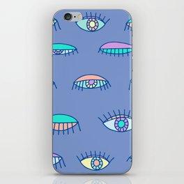 Bedroom Eyes iPhone Skin
