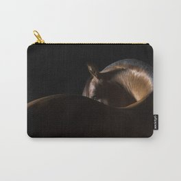Horse Fine Art Carry-All Pouch