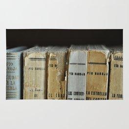 Libros de Pío Baroja Rug