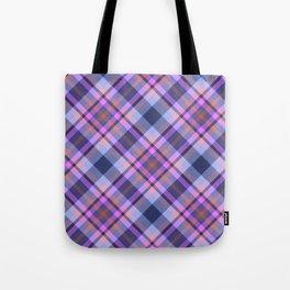 Scottish tartan #44 Tote Bag