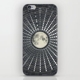 Phases // Moon Calendar 2017 iPhone Skin