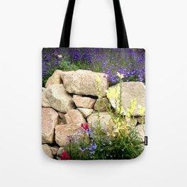 Rock Garden Tote Bag
