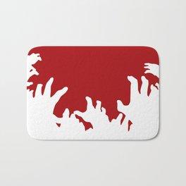 Zombies Bath Mat
